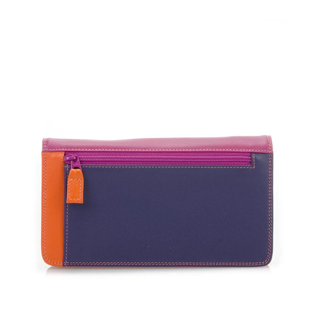 f2e4beb5b9d Mywalit Medium Matinee Wallet Portemonnee Sangria Multi