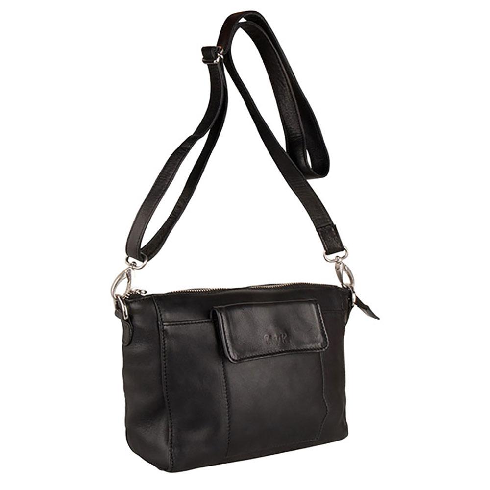 MyK Bag Avalon Schoudertas Black