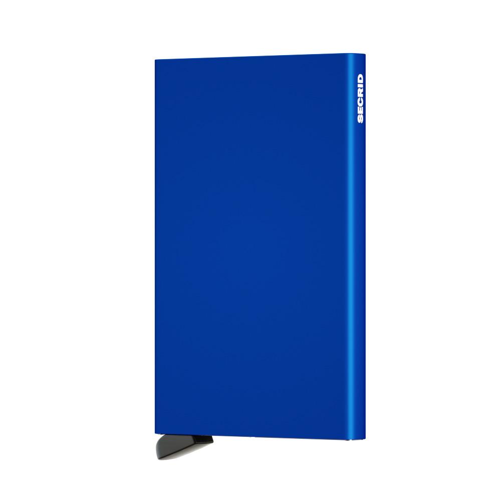 Secrid Cardprotector Kaarthouder Blue - Portemonnees