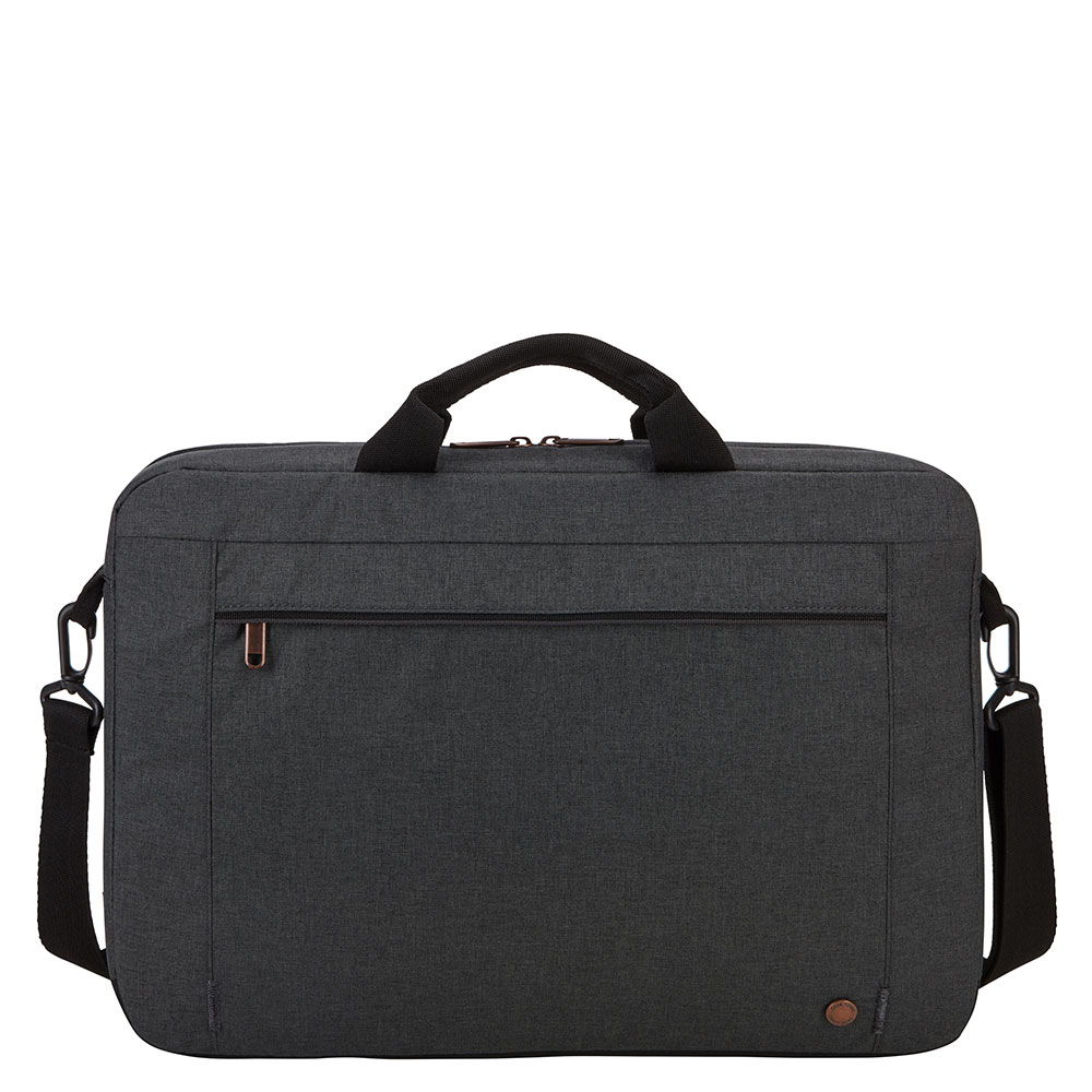 Case Logic ERAA-116 Laptop Attaché Schoudertas 15.6'' Obsidian