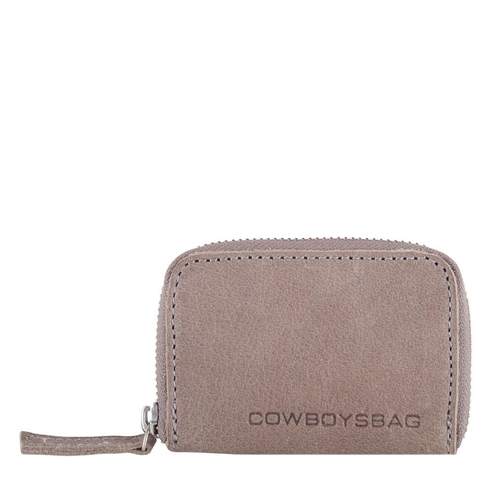 Cowboysbag Portemonnees Purse Holt Grijs