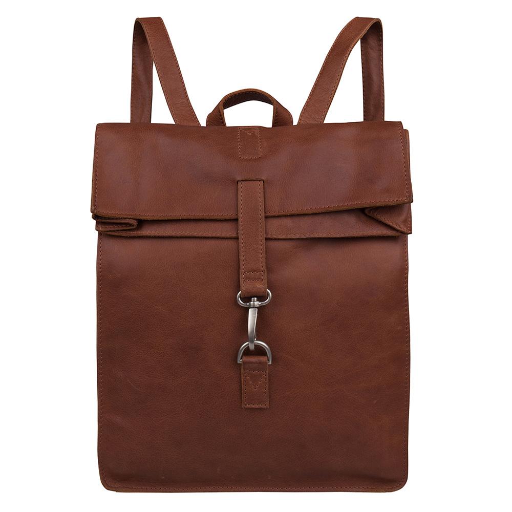 Cowboysbag Backpack Doral Laptop Rugzak 15 Cognac