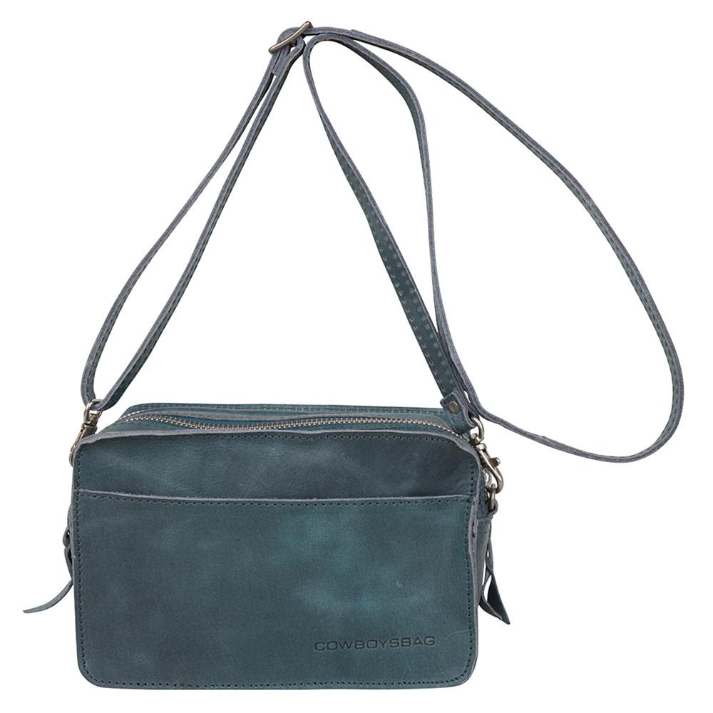 Cowboysbag Bag Folkestone Schoudertas Petrol