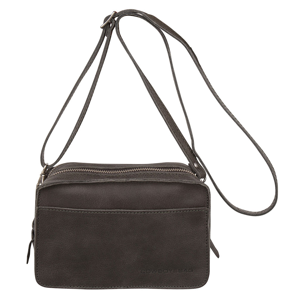 Cowboysbag Bag Folkestone Schoudertas Storm Grey