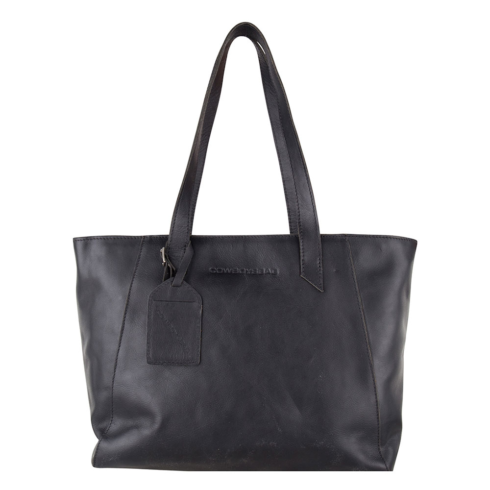 Cowboysbag Bag Jenner Schoudertas Black