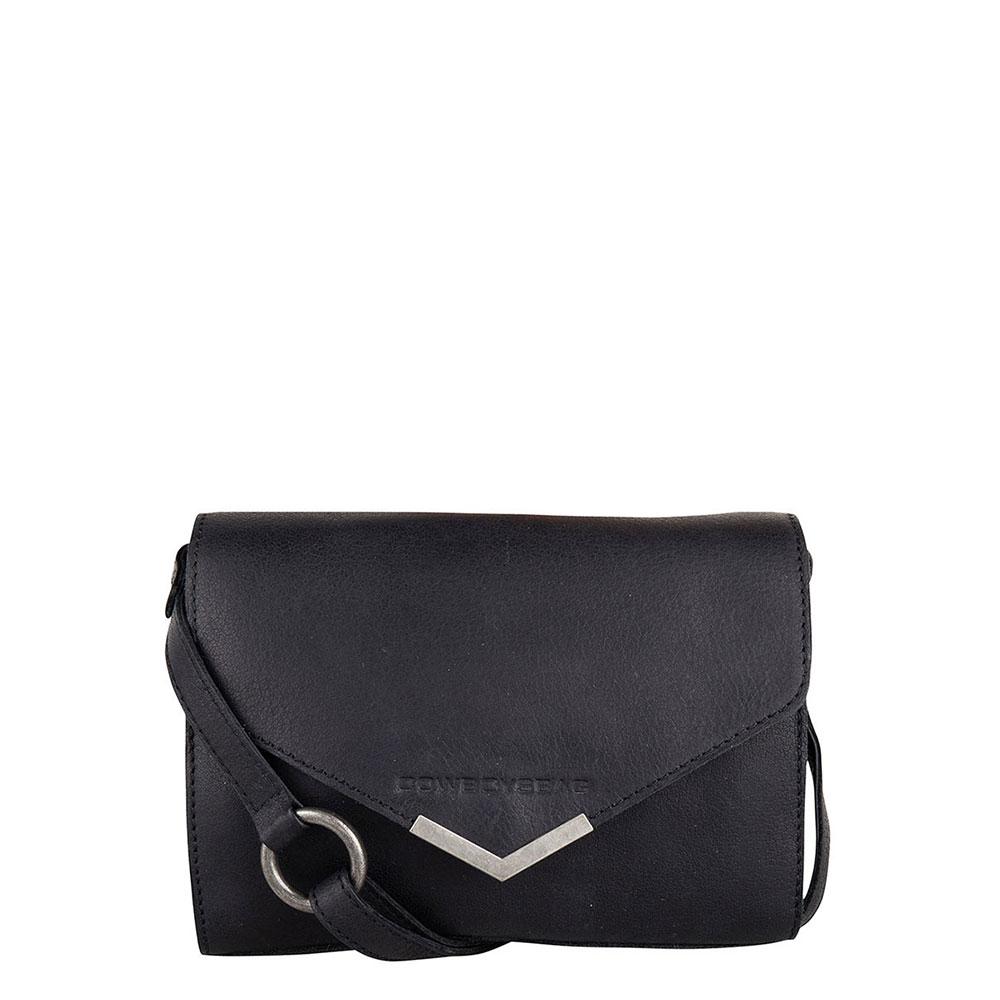 Cowboysbag Bag Morant Schoudertas Black 2268