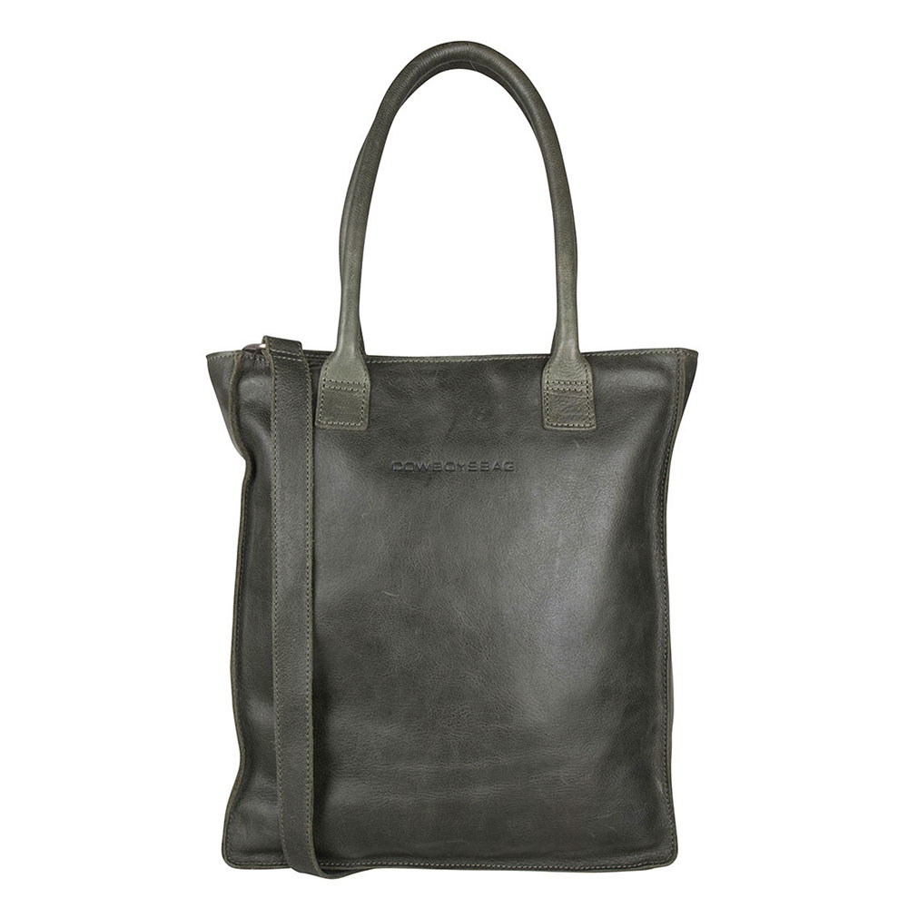 Cowboysbag Bag Woodridge Schoudertas 13 Dark Green