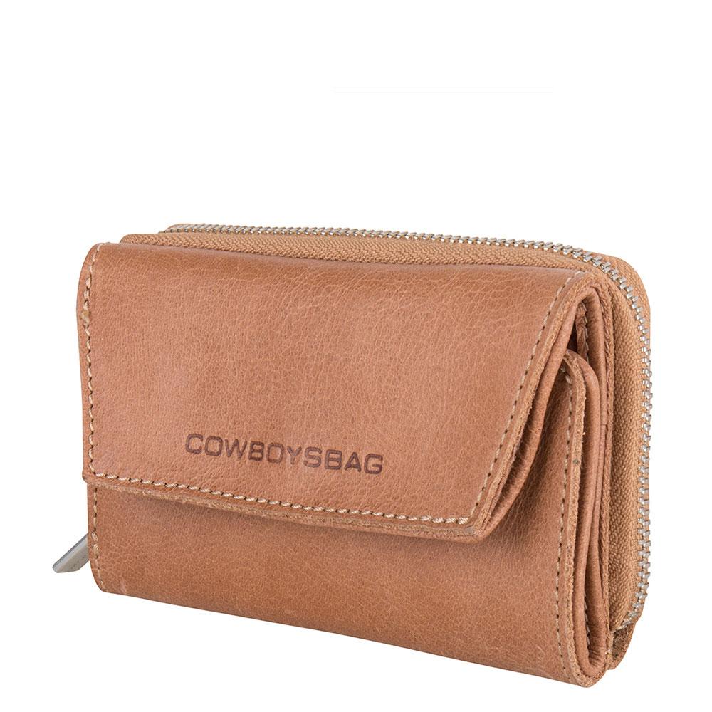 fc06b4fa8c7 Cowboysbag Purse Etna Portemonnee Camel 2146