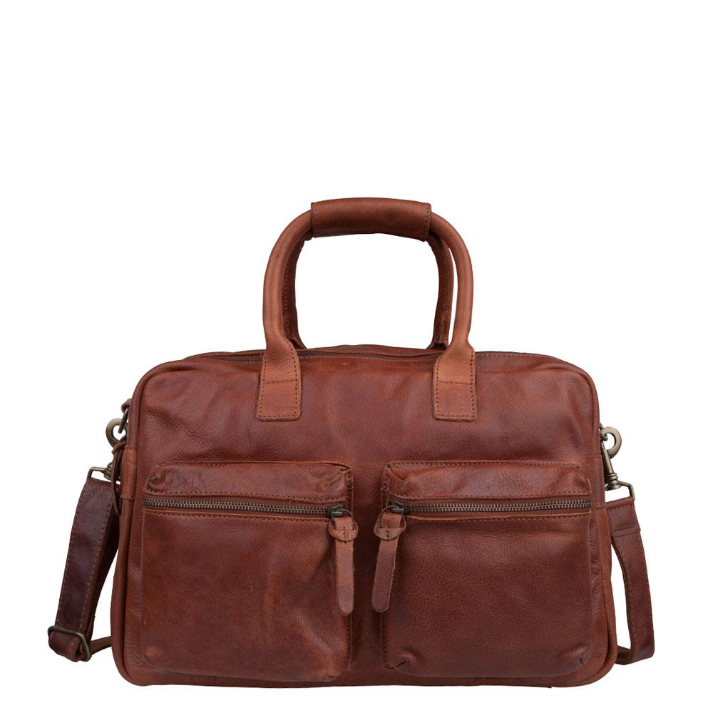 Cowboysbag Schoudertas The Bag Cognac
