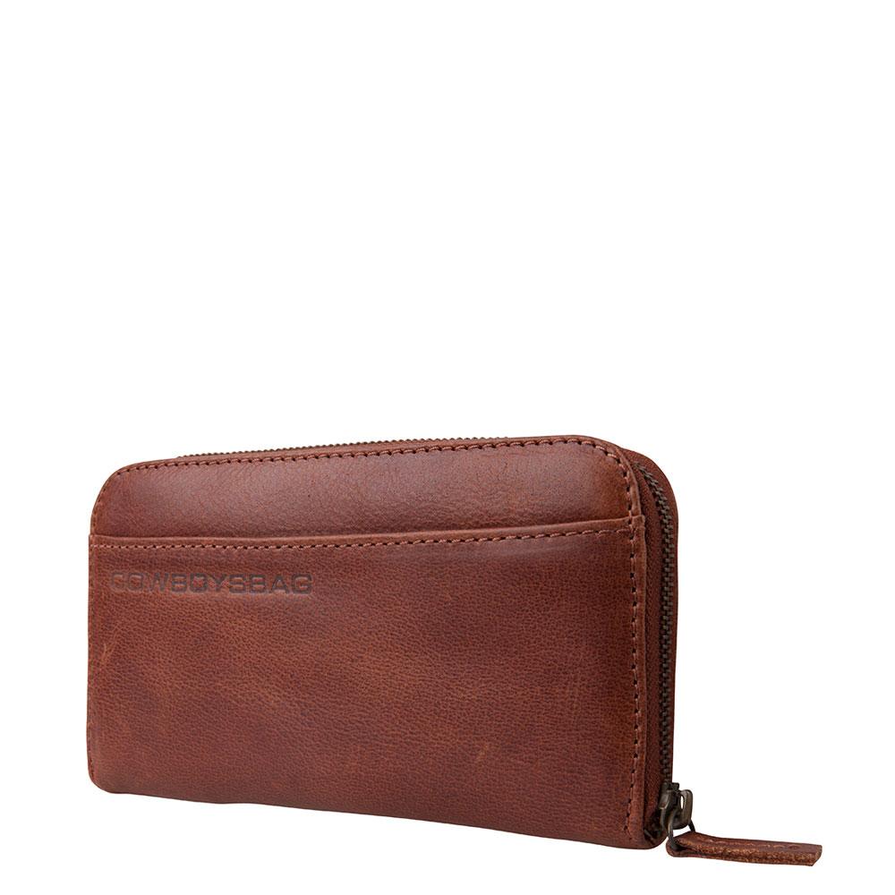 5520a4873b3 Cowboysbag Portemonnee The Purse 1304 Cognac