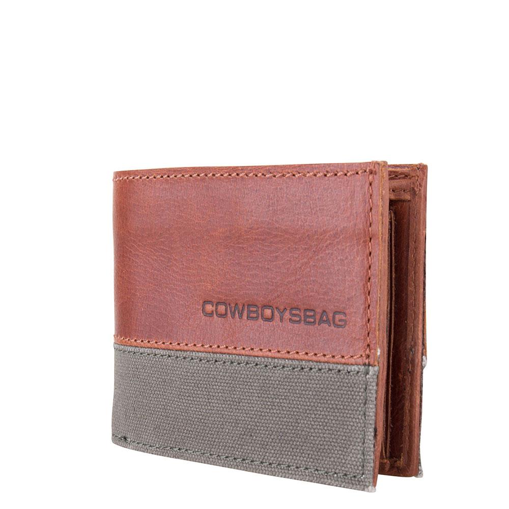 489d51ae986 Cowboysbag Wallet Harris Portemonnee Cognac 2152