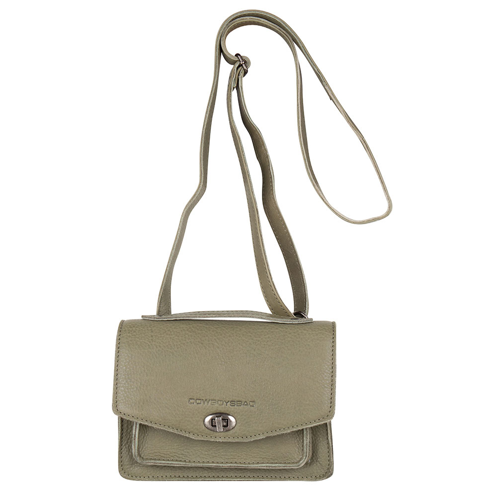 Cowboysbag Bag Carey Schoudertas Moss 2183