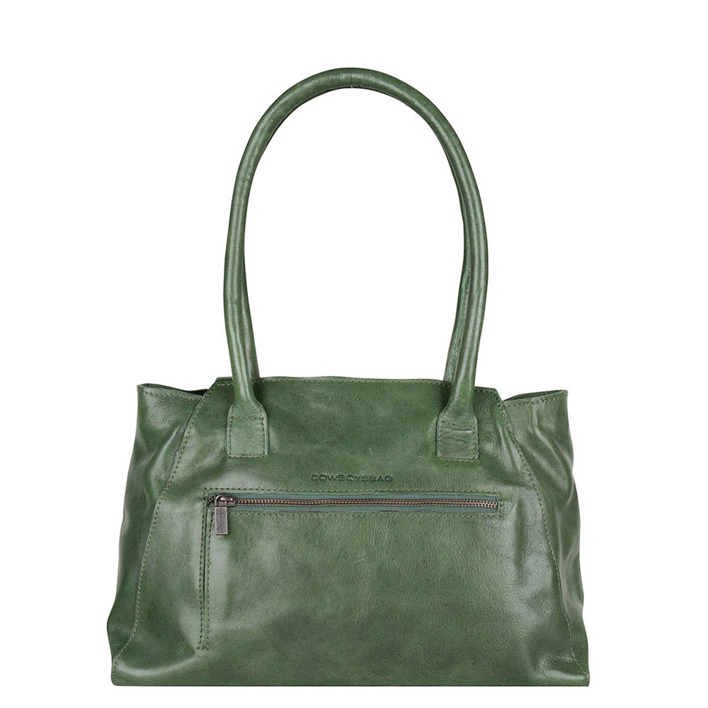 Cowboysbag Bag Meadow Schoudertas Dark Green 2194