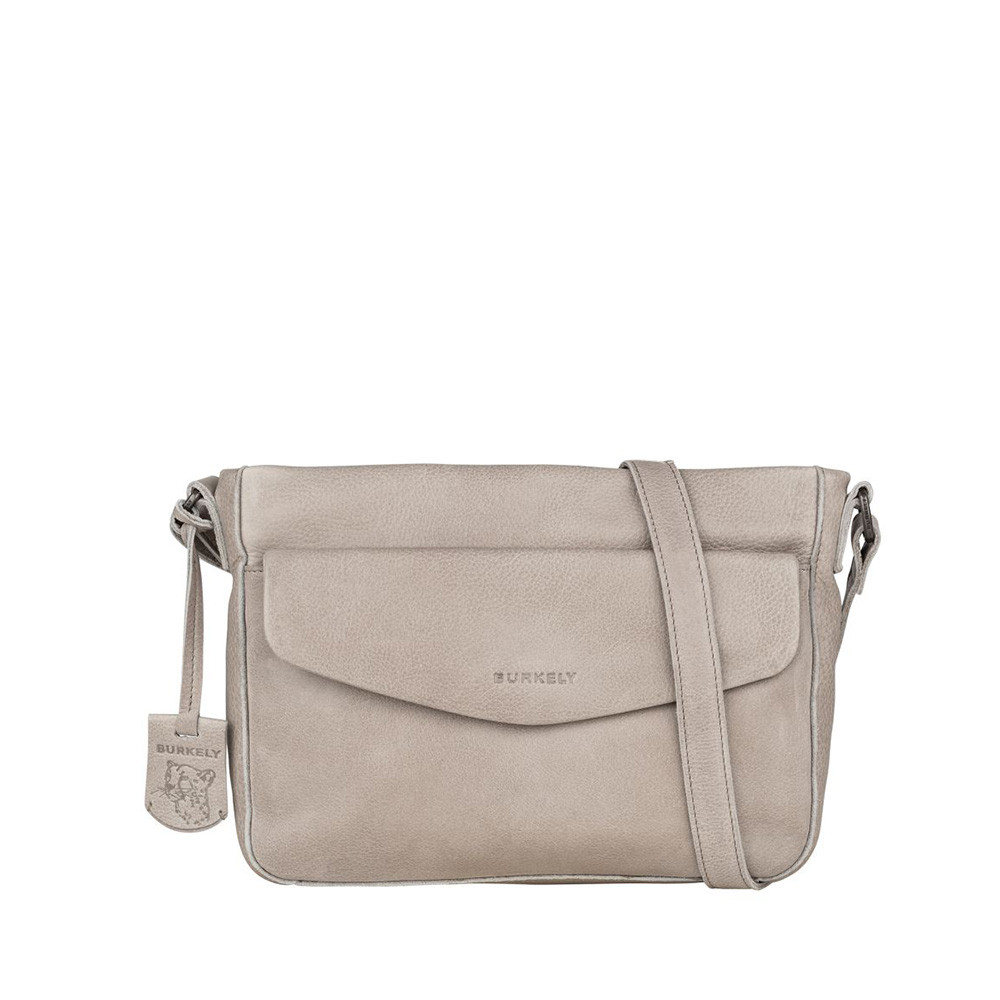 Burkely Just Jackie Crossover L Flap Light Grey