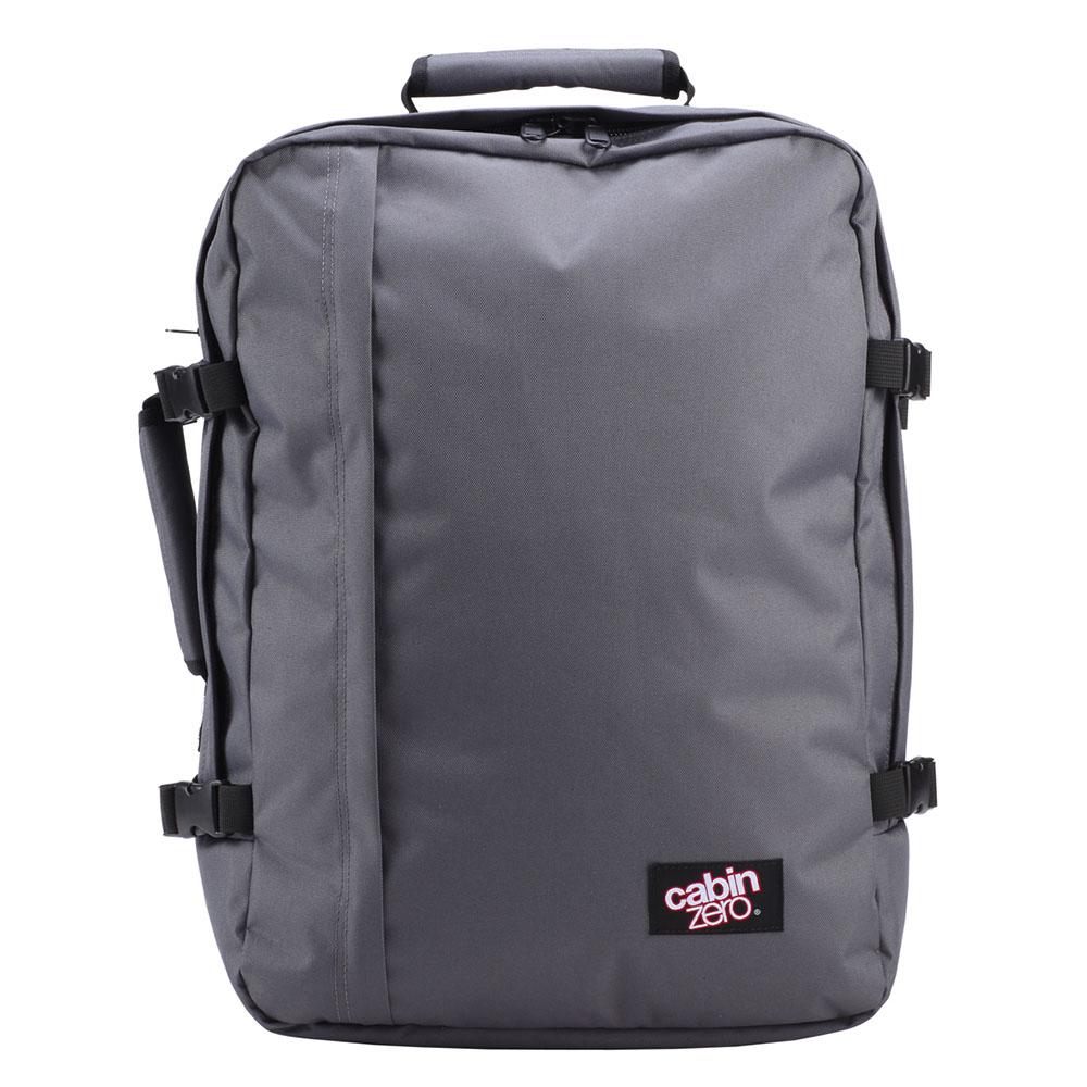 CabinZero Classic 44L Ultra Light Cabin Bag Original Grey