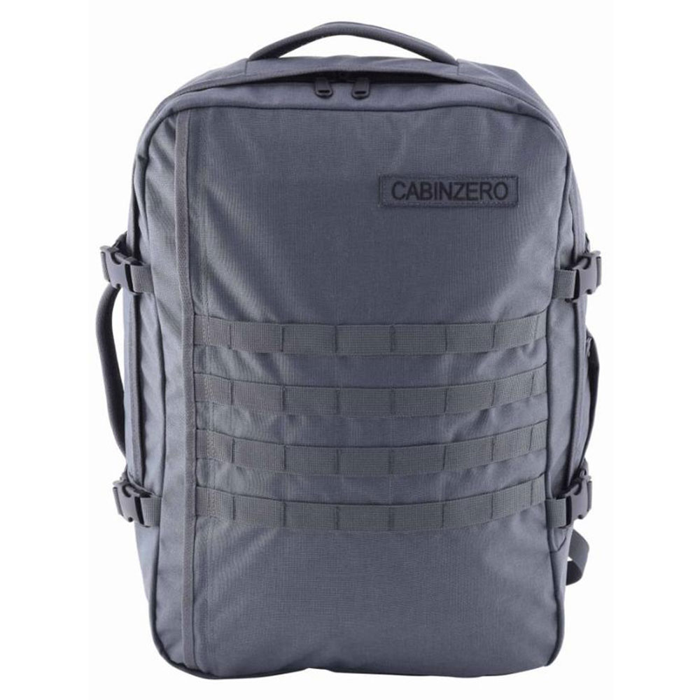 CabinZero Military 44L Lightweight Cabin Bag Military Grey