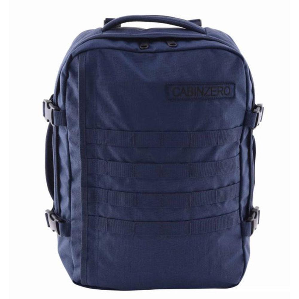 CabinZero Military 28L Lightweight Adventure Bag Navy