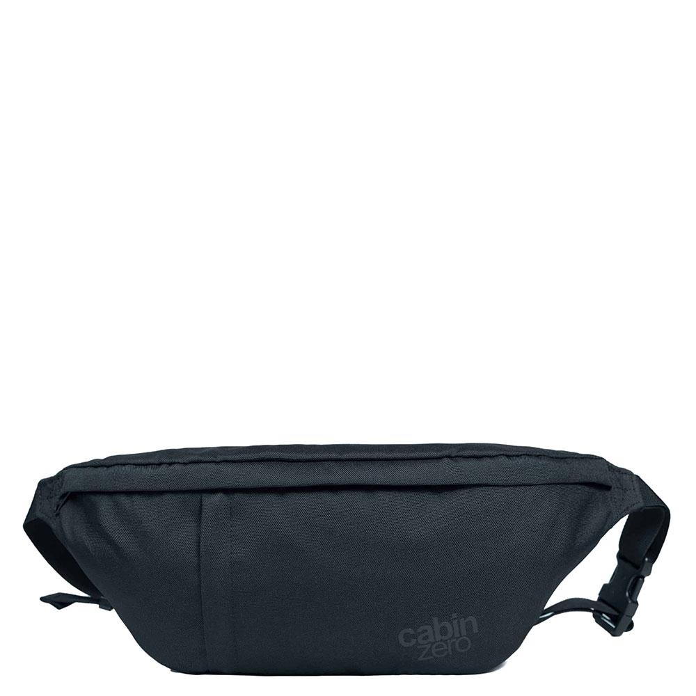 CabinZero Classic 2L Hip Bag Absolute Black