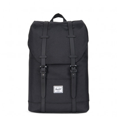 Herschel Heritage Backpack Black