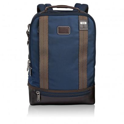 Tumi Alpha Bravo Kingsville Deluxe Backpack Black