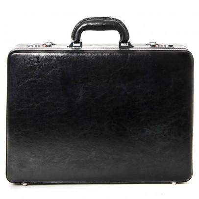 Alumaxx Attache Leder 41033 Black