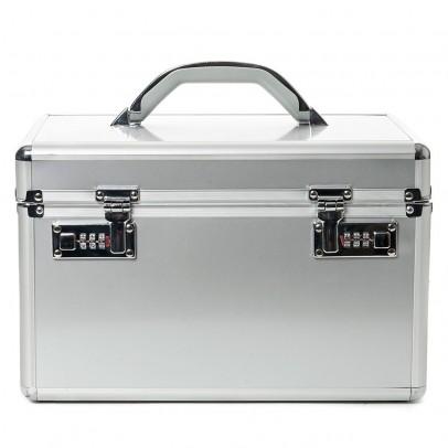 Alumaxx Beauty Beautycase 45123 Silver