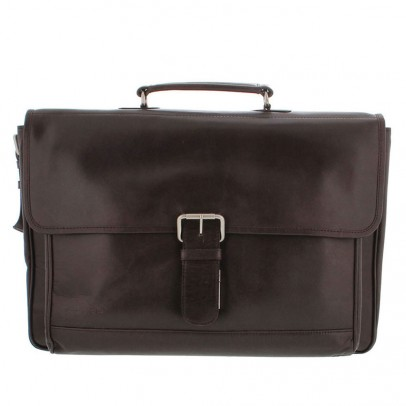 Plevier 724-2 Laptoptas Brown
