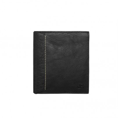 dR Amsterdam Waxi Portefeuille Black 78704