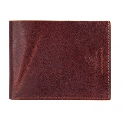 dR Amsterdam Icon Billfold Brown 91559