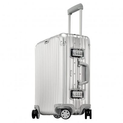Rimowa Topas Cabin Trolley 56 Aluminium