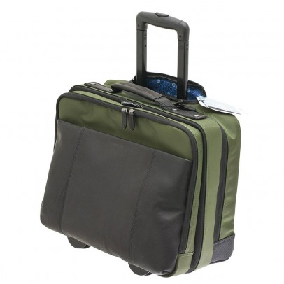Alumaxx Zlatan Attaché 92300 Black
