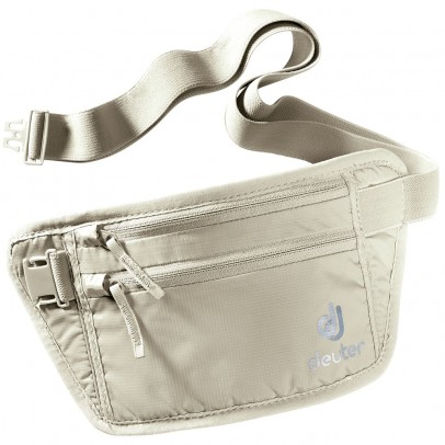 Deuter Security Money Belt Heuptas Sand