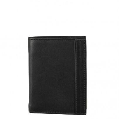 dR Amsterdam67-Series Wallet Secr. Comp Black 67513