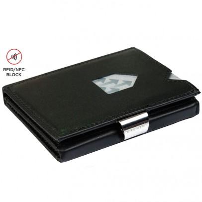 Exentri Wallet met RFID Bescherming Black