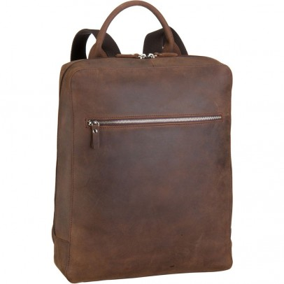 Leonhard Heyden Boston Aktetas 7301 Brown