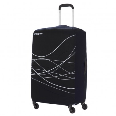 Samsonite Travel Luggage Cover M Graphite