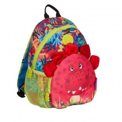 Pick Pack Fun Kinder Rugzak Black Monster