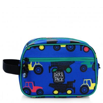 Pick Pack Fun Kinder Toilettas Blue Tractor