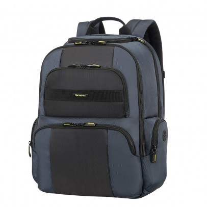 "Samsonite Pro-DLX ³ Business Laptop Messenger 16"" Zwart"
