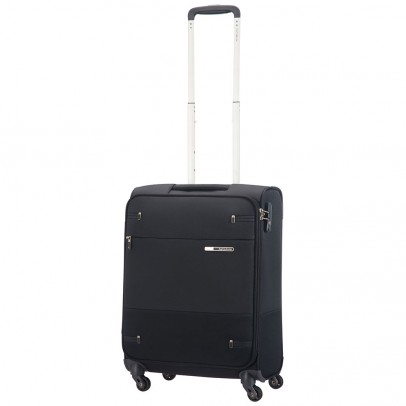 Samsonite Base Hits Upright 55 Poppy Red