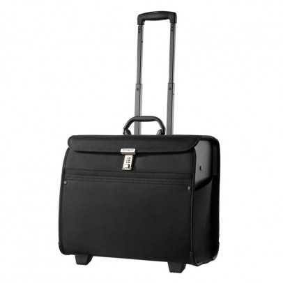 Samsonite Transit Syncretic 2 Pilot Case Black