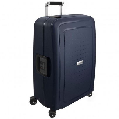 Samsonite S'Cure Deluxe Trolley 69 Midnight Blue