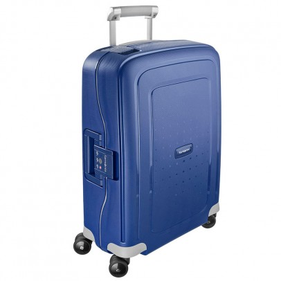 Samsonite S'Cure Trolley 55 Dark Blue