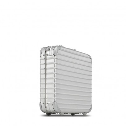 Rimowa Attache Case Silver Metallic
