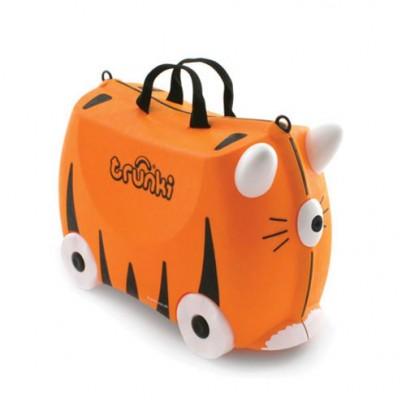 Trunki Ride-On Kinderkoffer Tipu de Tijger