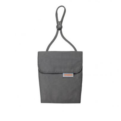 Samsonite Travel Accessoires Deluxe Multi-Pocket Nek Pouch Graphite