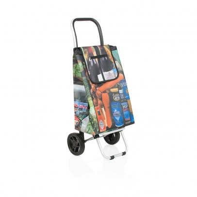 Urbanista New York Shopping Trolley Dark Clown
