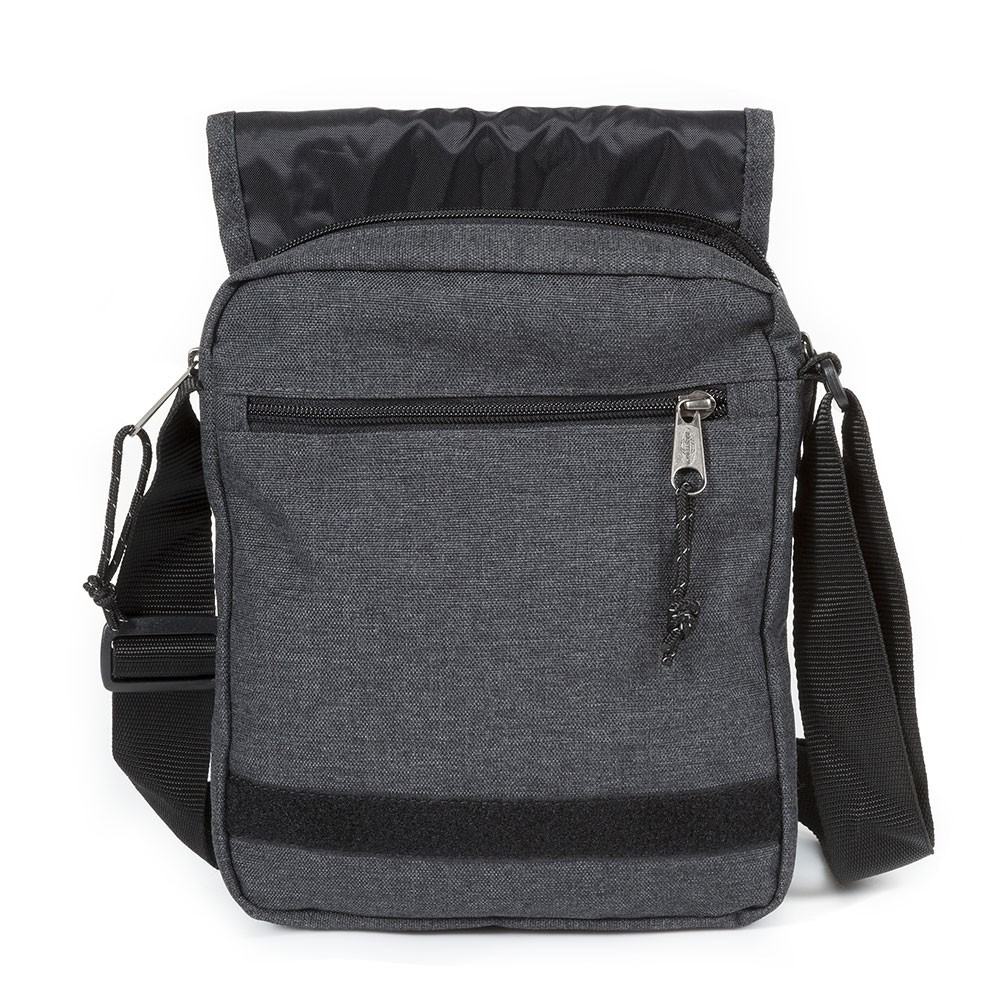 Schoudertasje Eastpack : Eastpak flex schoudertas black denim