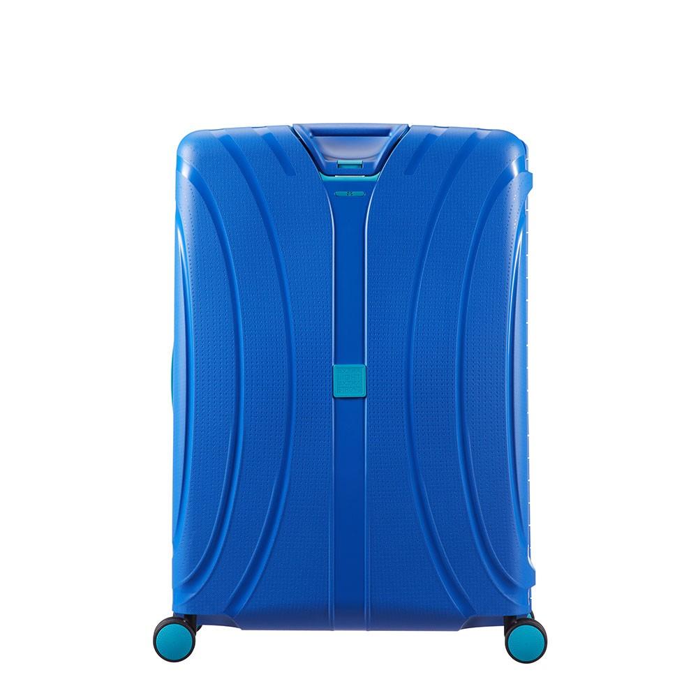 American Tourister Lock N Roll Spinner 75 Skydriver Blue