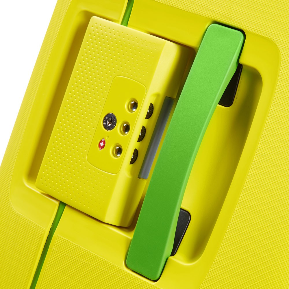 American Tourister Lock N Roll Spinner 69 Sunshine Yellow